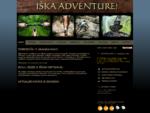 IskAAdventure. si - Iška, Avanture, Izposoja kajakov, treking, plezanje, kolesarjenje, Iški .