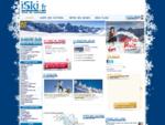 Iski. fr - Le guide des stations de ski des Alpes du Sud