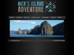 Nick039;s Island Adventure