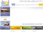 Groupe ISOL - Fenecirc;tres, Stores et Volets