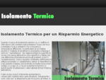Isolamento Termico per un Risparmio Energetico