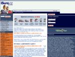 iSure. cz - pojištění po Internetu, pojišťovací portál.