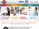 Italmatic - Distributori automatici di bevande calde - distributore autorizzato Lavazza
