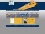 ITECO ŽERIAVY s. r. o. Brezno | Žeriavy a zdvíhacia technika Iteco, ABUS