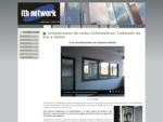Instalaciones de Redes Informaticas, Electricidad, Fibra Optica, Madrid