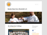 Karate Dojo Itosu Neustadt e. V. | Traditionelles Shotokan Karate-Do