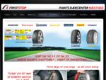 First Stop - Ivan's Dækcenter, gode priser på alufælge og dæk