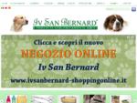 Iv San Bernard - Azienda Italiana leader nel mercato dei cosmetici per cane e gatto, shampoo per ...
