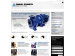 Pumper fra IWAKI Norge AS - Iwaki Norge