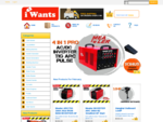iWants, bringing the best deals to the comfort of your own home