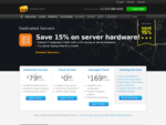 Dedicated Server Hosting Managed Cloud Hosting Services - iWeb
