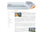 Architektonická kancelář Izbing – Stavební projekty