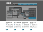 Web Design by Izbiz, Accessible Websites, Deeside, Flintshire, Chester and Wrexham