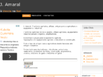 J. Amaral Tractores agrícolas, alfaias, artigos para a agricultura e equipamento industrial