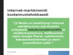Internet-markkinointi Tampere - Online-mainonta kustannustehokkaasti