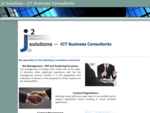 J2 Solutions - ICT Business Consultants