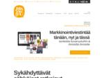 Mainostoimisto Pori, Rauma ja Helsinki | Markkinointiviestinnän monitoimitalo | Jabadabaduu