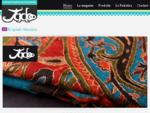 JADOO magasin Pakistanais Indien LYON châle soierie étole bijoux tenture écharpe ralli quilts