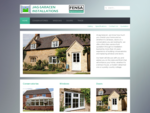 JAG - Saracen, windows, doors, conservatories