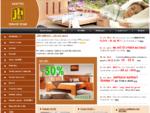 JaH nábytek Zlín - zdravotní matrace, postele, ložnice, pohovky, křesla, stoly, židle
