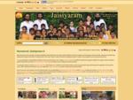Attività di yoga, di Ayurveda e di guarigione sostenenti dei progetti di carità dei bambini in Indi