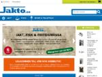 Din jaktbutik, fiskebutik på nätet. Allt inom jakt, fiske och fritid - Jakto. se
