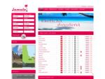 Jamala - cestovní agentura Valašské Meziříčí | Rezervace dovolené na horách i u moře 2014