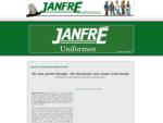 Janfre Uniformen - Home