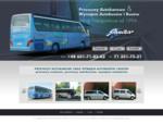 Wynajem autokarów Wrocław - przewozy autokarowe, wynajem autobusów i busów, przewozy osobowe, autok