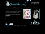 Welcome to Jans Cakes - Wedding Cake Maker