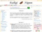 - Fushigi Nippon - Загадочная Япония