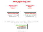 JAPAN-ITALY Business On-line