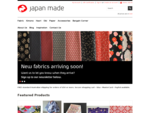 Japan Made - Japanese kimono, fabric, paper, obi and more
