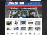 JapParts - Rolin Automotive Imports - Import Engines Halfcuts