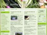 Le jardin potager d'Armor - Accueil