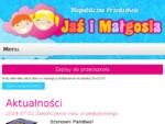 Strona główna - Niepubliczne Przedszkole Jaś i Małgosia w Koszalinie