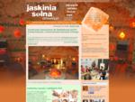 Jaskinia solna i gabinet masażu, joga, masaż klasyczny, grota solna - Warszawa Tarchomin, Warsza