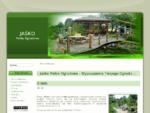 Jaśko Meble Ogrodowe - Wyposażenie Twojego Ogrodu