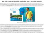 ralph lauren Polo Pas Cher Soldes 70 Off France Boutique En Ligne!