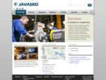 Levytyöt, hitsaus, koneistus ja projektitoimitukset alihankintana teknologiateollisuuteen - Javask
