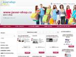 Javer-shop, e-shops obrazy, dárky a zbožím každodenní potřeby