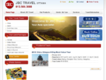JBC Travel Logo