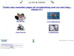 Le site de Juliette DOUSSOT