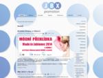 JBX Promotion - Domů