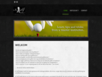 Indoor golf, Golf indoor, Golfsimulator, golflessen, golfles - Home