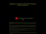 Jewish Canadian Military Museum