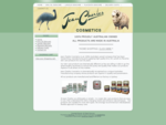 Jean Charles Cosmetics for Australian made Emu Oil, Lanolin Placenta Skin Care Products.