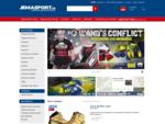 JEMASPORT - vybavení pro bojové sporty