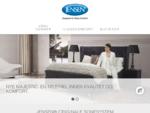Designed for Sleep Comfort - Jensen Senger