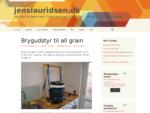 jenslauridsen. dk | Her kan du fà¸lge med i hvad jeg laver i min fritid... Alt fra DIY til kaffe